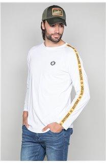 T-Shirt LITIUM Homme W19191 (47626) - DEELUXE