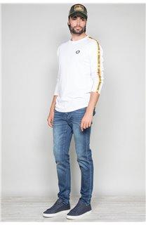 T-Shirt LITIUM Homme W19191 (47627) - DEELUXE