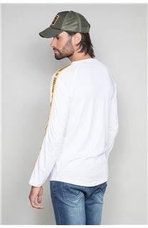 T-Shirt LITIUM Homme W19191 (47629) - DEELUXE