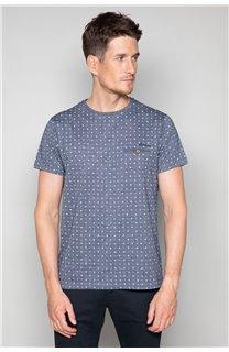 T-Shirt T-SHIRT PASEO Homme W19164 (47631) - DEELUXE