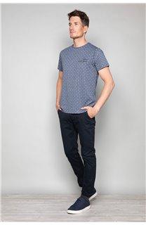 T-Shirt T-SHIRT PASEO Homme W19164 (47632) - DEELUXE