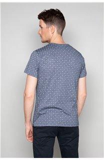 T-Shirt T-SHIRT PASEO Homme W19164 (47634) - DEELUXE