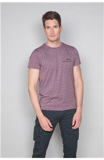 T-Shirt T-SHIRT PASEO Homme W19164 (47638) - DEELUXE