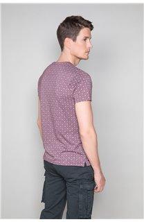 T-Shirt T-SHIRT PASEO Homme W19164 (47639) - DEELUXE