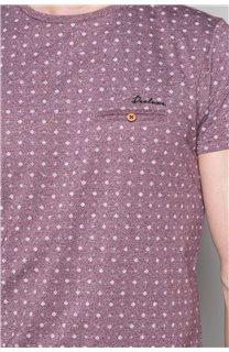 T-Shirt T-SHIRT PASEO Homme W19164 (47640) - DEELUXE