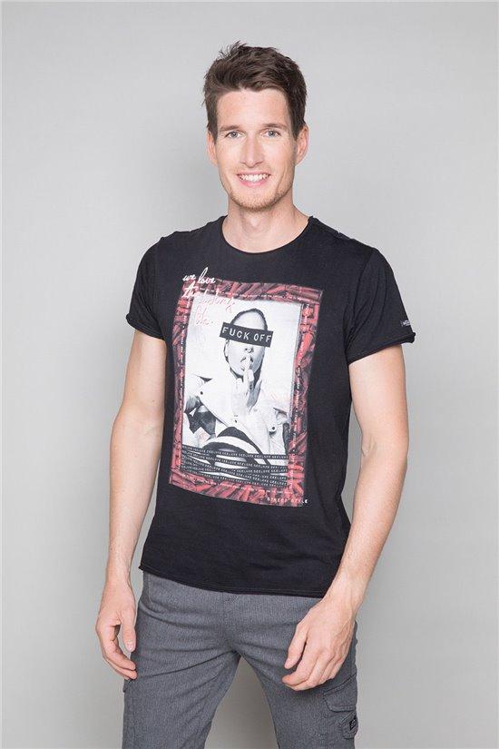 T-shirt UGGLAN Homme Deeluxe