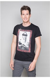 T-Shirt T-SHIRT UGGLAN Homme W19125 (47641) - DEELUXE