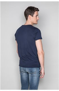 T-Shirt T-SHIRT UGGLAN Homme W19125 (47649) - DEELUXE