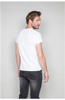 T-Shirt T-SHIRT UGGLAN Homme W19125 (47654) - DEELUXE