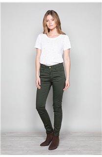 T-Shirt T-Shirt MARCIA Femme W19123W (47672) - DEELUXE