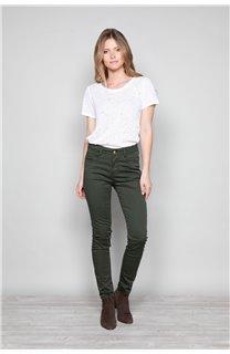 Pantalon PANTALON PONY Femme W19732W (47722) - DEELUXE