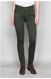Pantalon PANTALON PONY Femme W19732W (47723) - DEELUXE