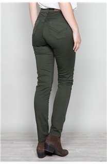 Pantalon PANTALON PONY Femme W19732W (47724) - DEELUXE