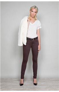 Pantalon PANTALON PONY Femme W19732W (47726) - DEELUXE