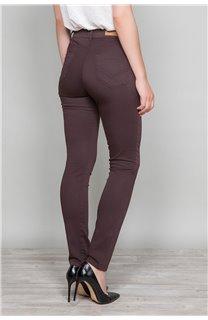 Pantalon PANTALON PONY Femme W19732W (47729) - DEELUXE