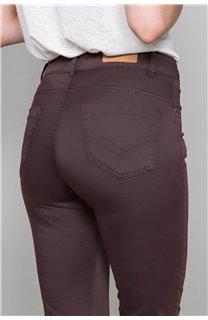 Pantalon PANTALON PONY Femme W19732W (47730) - DEELUXE