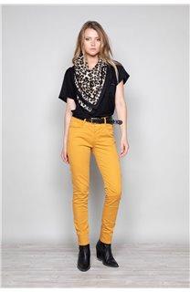 Pantalon PANTALON PONY Femme W19732W (47731) - DEELUXE