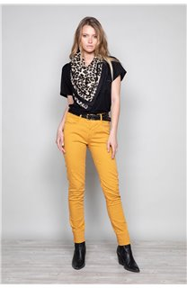 Pantalon PANTALON PONY Femme W19732W (47732) - DEELUXE