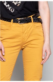 Pantalon PANTALON PONY Femme W19732W (47735) - DEELUXE