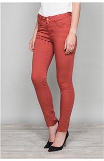 Pantalon PANTALON PONY Femme W19732W (47738) - DEELUXE