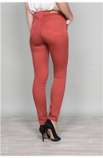 Pantalon PANTALON PONY Femme W19732W (47739) - DEELUXE