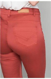 Pantalon PANTALON PONY Femme W19732W (47740) - DEELUXE