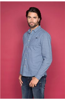 Chemise CHEMISE PITCH Homme W19433 (47781) - DEELUXE