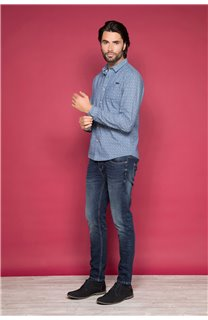 Chemise CHEMISE PITCH Homme W19433 (47782) - DEELUXE