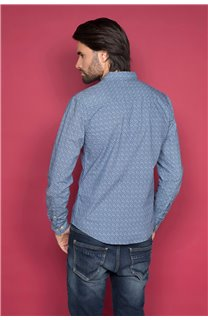 Chemise CHEMISE PITCH Homme W19433 (47784) - DEELUXE