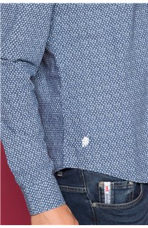 Chemise CHEMISE PITCH Homme W19433 (47785) - DEELUXE