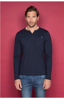 T-Shirt CHANGER Homme W19161 (47821) - DEELUXE