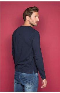T-Shirt CHANGER Homme W19161 (47822) - DEELUXE