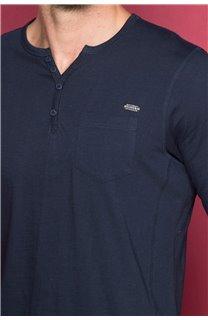 T-Shirt CHANGER Homme W19161 (47823) - DEELUXE
