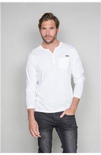 T-Shirt CHANGER Homme W19161 (47824) - DEELUXE