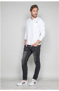 T-Shirt CHANGER Homme W19161 (47825) - DEELUXE