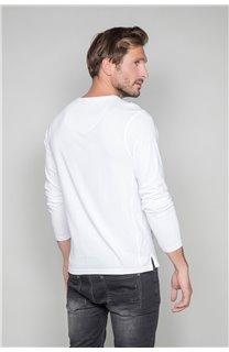 T-Shirt CHANGER Homme W19161 (47827) - DEELUXE