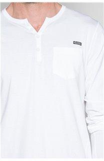 T-Shirt CHANGER Homme W19161 (47828) - DEELUXE