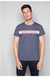T-Shirt T-SHIRT PAZZY Homme W19114 (47831) - DEELUXE