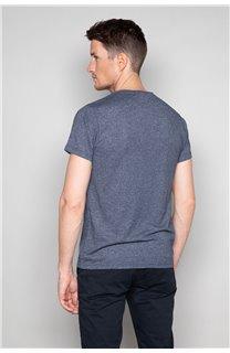 T-Shirt T-SHIRT PAZZY Homme W19114 (47832) - DEELUXE