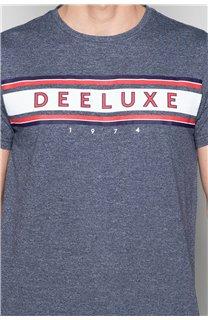 T-Shirt T-SHIRT PAZZY Homme W19114 (47833) - DEELUXE
