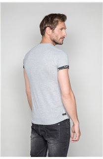 T-Shirt T-SHIRT VERNON Homme W19116 (47846) - DEELUXE