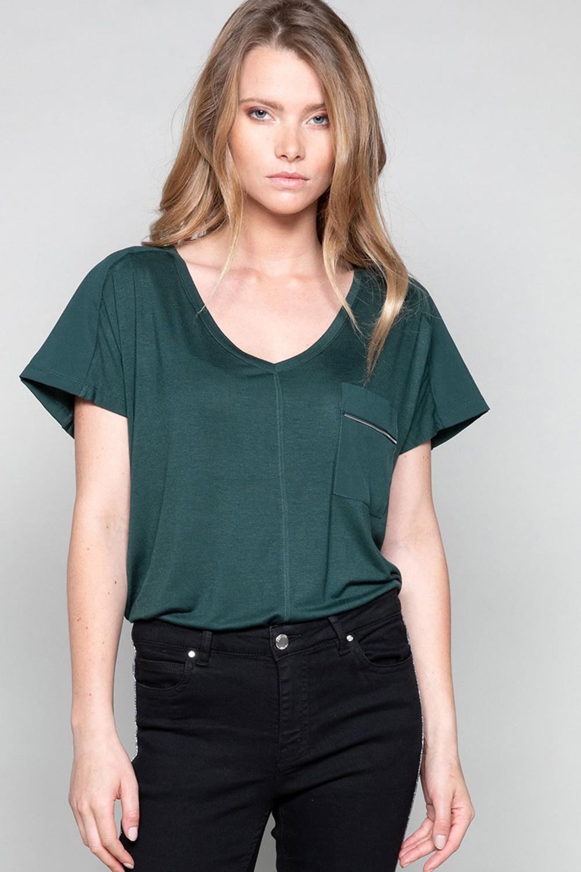 T-Shirt T-Shirt AMY Femme W19102W (47866) - DEELUXE