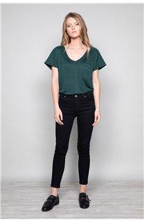 T-Shirt T-Shirt AMY Femme W19102W (47867) - DEELUXE