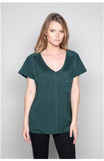 T-Shirt T-Shirt AMY Femme W19102W (47868) - DEELUXE