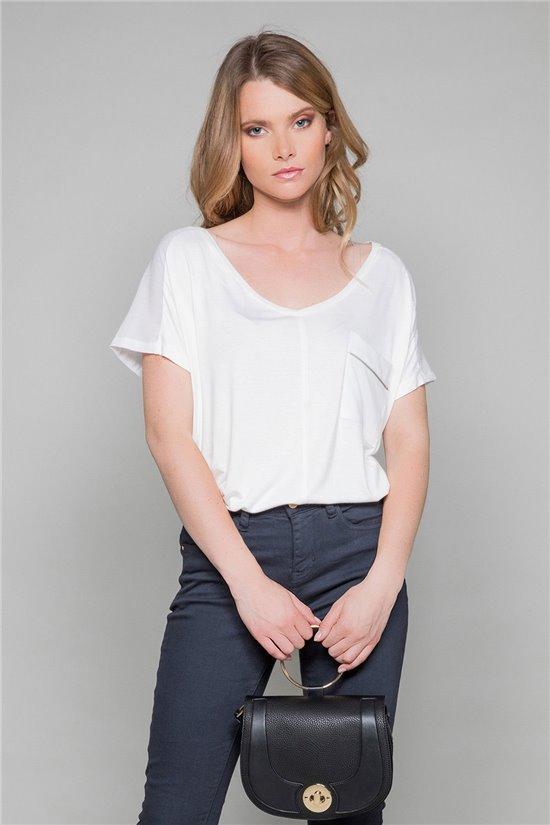 T-Shirt AMY Femme W19102W (47876) - DEELUXE