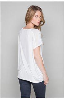 T-Shirt T-Shirt AMY Femme W19102W (47879) - DEELUXE