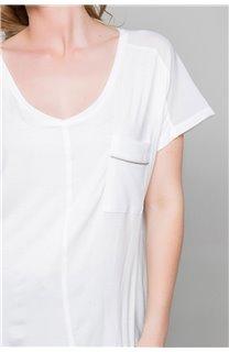 T-Shirt T-Shirt AMY Femme W19102W (47880) - DEELUXE