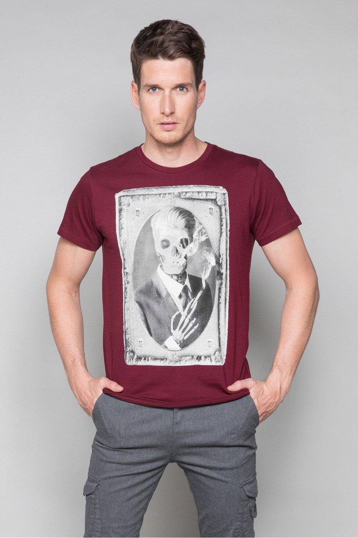 T-Shirt T-SHIRT DENIL Homme P197 (47923) - DEELUXE