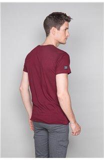 T-Shirt T-SHIRT DENIL Homme P197 (47926) - DEELUXE