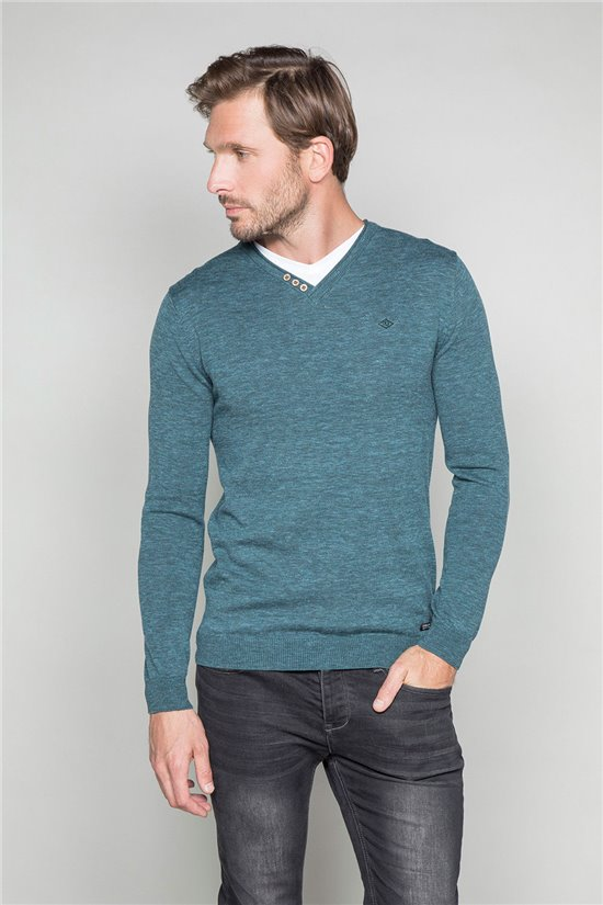 Pull PULL SINGLE Homme P317 (47938) - DEELUXE